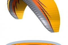 t-fighter31_grey-orange-gold